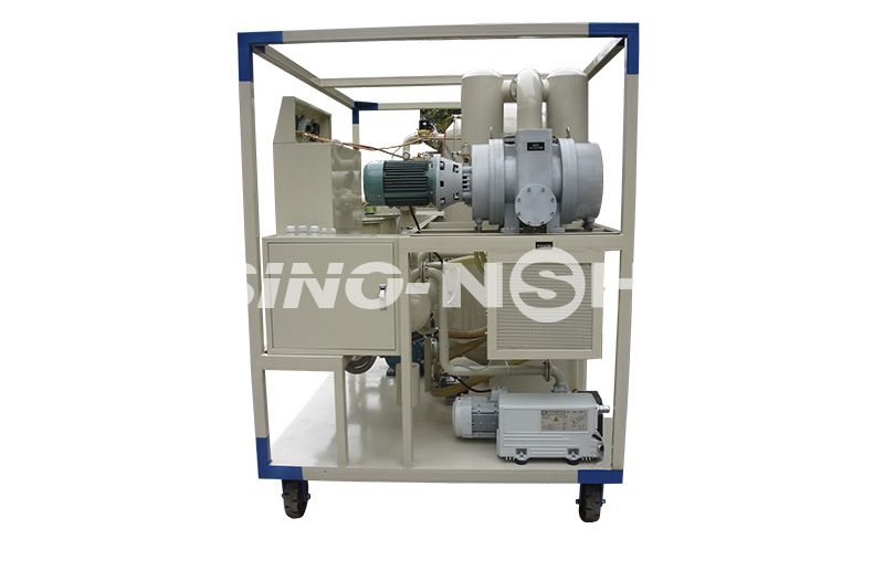 Mobile Insulation Oil Purifier