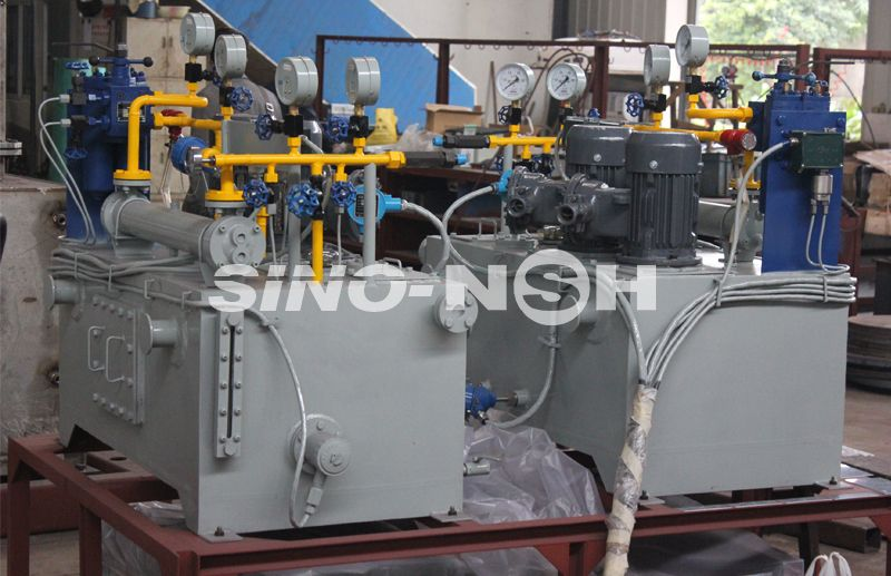 Oil Lubricating Station  DPCS